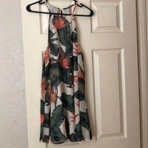 SMYM palm tree dress 🌴